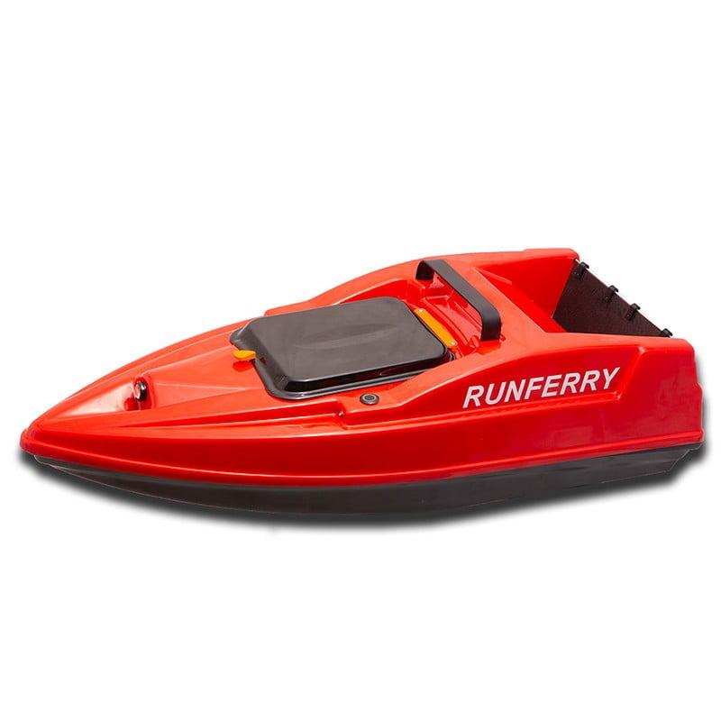 Купить карповый кораблик Runferry Solo 2 красный