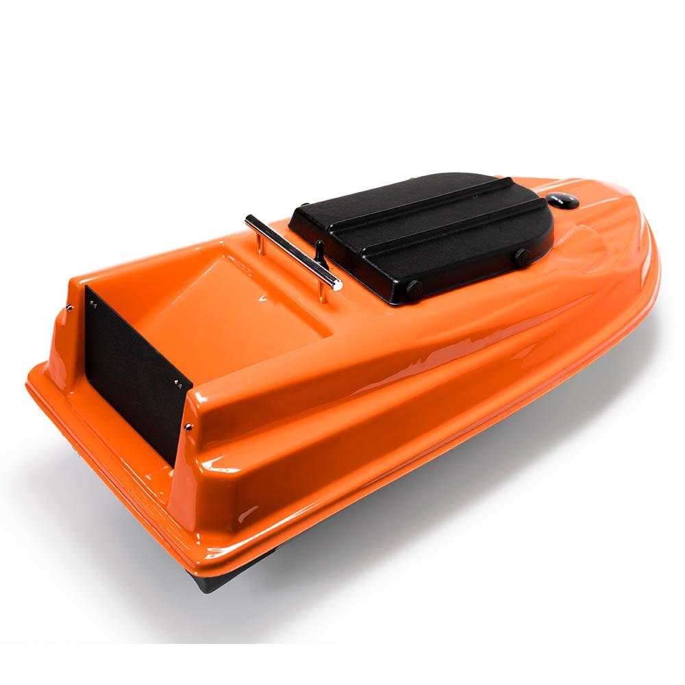 Фото карпового кораблика Тигр PRO оранжевый