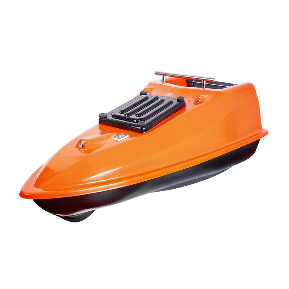 Купить кораблик для рыбалки Тигр База 12 Ah Оранжевый