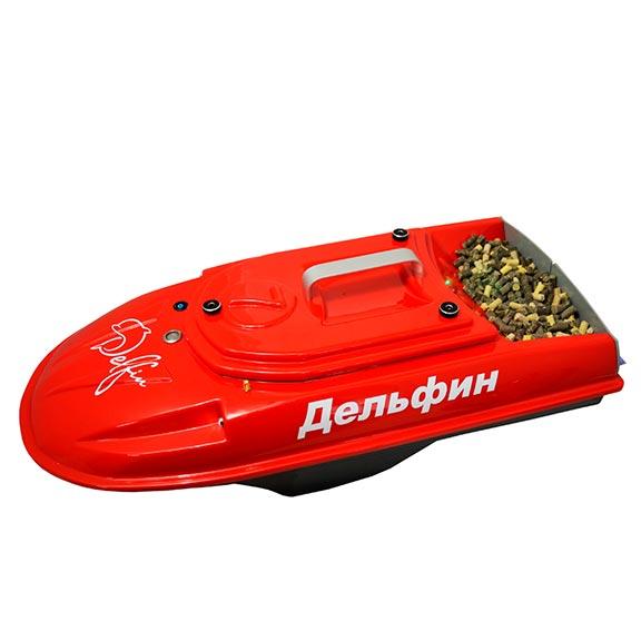 Кораблик для прикормки Дельфин 7