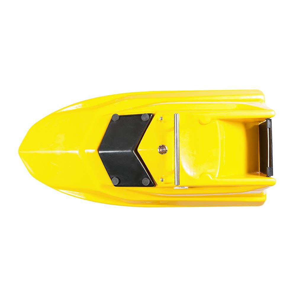 Фото кораблика для прикормки Тигр мини - вид сверху