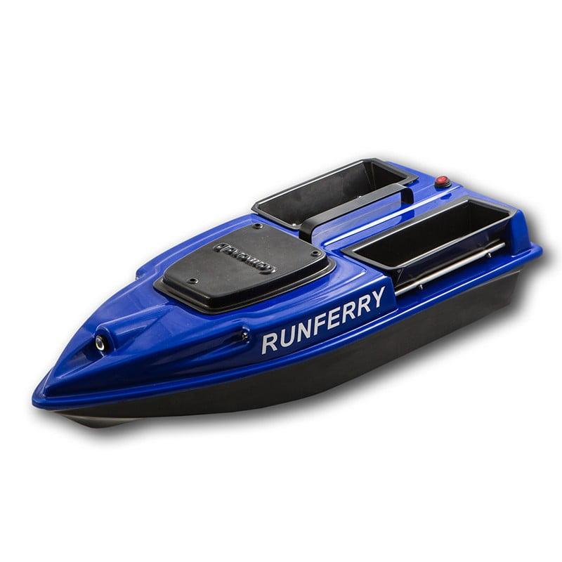 Купить прикормочный кораблик Камарад (Camarad) 3 синий