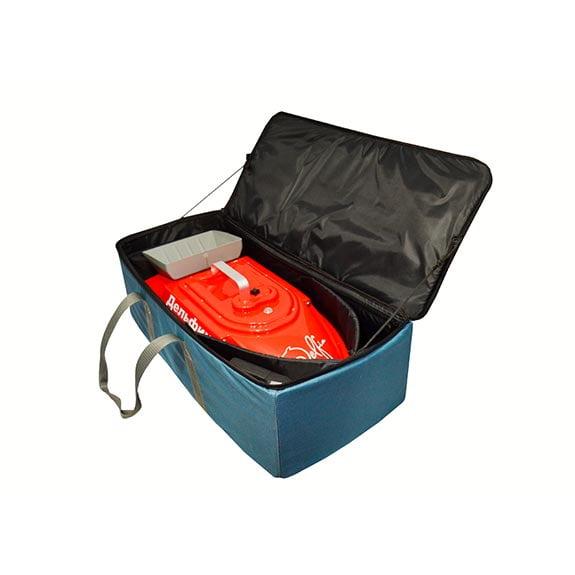 Купить сумку для корабликов Дельфин жесткую